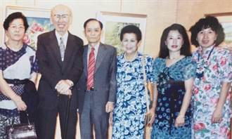 郭香美》對臺灣藝文界的貢獻 王昶雄先生