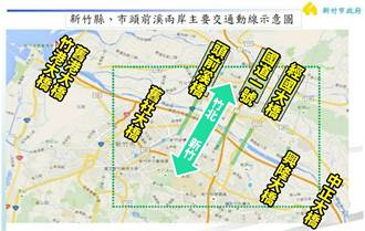 竹科交通天天塞成新竹人首要關心問題 議員倡縣市合併尋解套