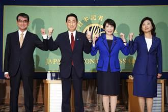 自民黨總裁選舉恐上演二輪投票 派閥是否重演2012逆轉勝受矚目