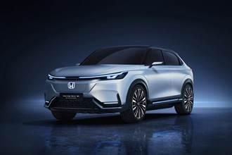 HR-V 電動車要來了!Honda 純電休旅 SUV e 量產車型十月亮相