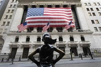 美股開漲200點 10年期美債殖利率攀高、那指挫逾1%