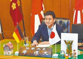 日本右翼政治秀 推台灣入火坑
