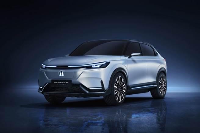 Honda 純電休旅SUV e量產車型十月亮相