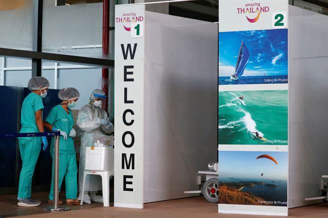 泰國普吉島是知名觀光聖地之一。(圖/路透)