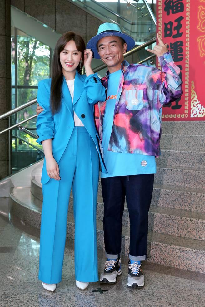 吳姍儒證實將在明年1月29日結婚。(黃世麒攝)