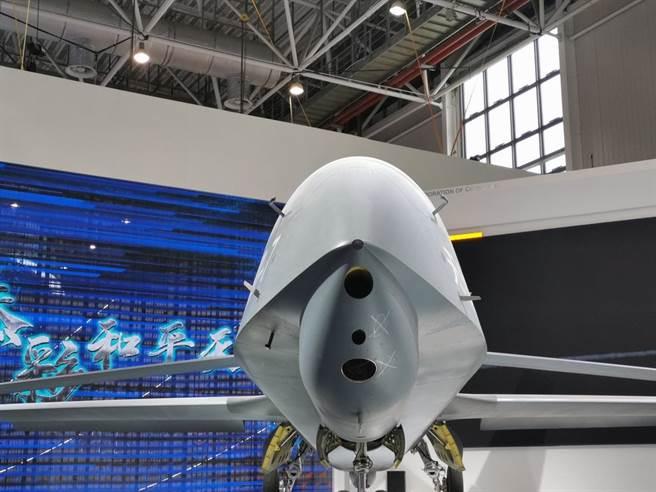 無偵-7無人機是大陸自行研製生產的高空無人偵察機,主要執行邊境偵察、領海巡邏等任務。(圖/澎湃新聞)