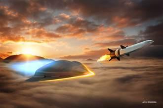 終於 美成功試射5馬赫高超音速飛彈猛追中俄