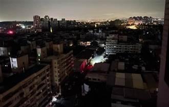 雙北23萬戶清晨無預警大停電 台電揭原因