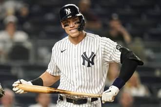 MLB》洋基何時續約法官?美媒:壓力在高層