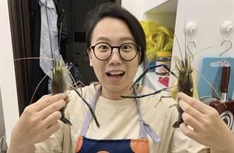 日網瘋傳火龍果皮能變生魚片 網紅實測驚吐:出現幻覺