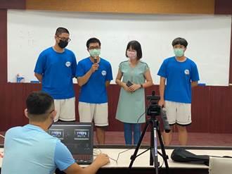 首參賽就得獎 台東高中奪全國高中物理探究實作競賽光學管金牌