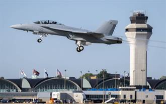 影》F-18大升級 美接收最新版戰機年內上前線