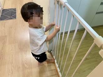 家長注意!中市抽驗兒童安全門欄7成5不合格