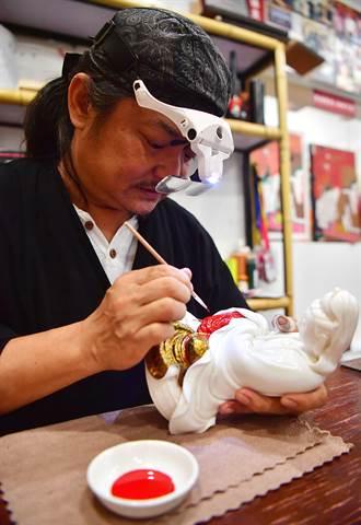 台灣人在大陸》我在福州做漆藝:探索在非遺中融入台灣元素