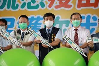 流感疫苗10/1起開打 中市擴大納入私立學校教職員工