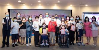 台中6學生獲總統教育獎 盧秀燕讚:翻轉生命的鬥士