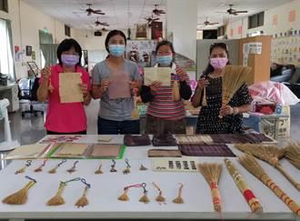 活化在地特色 台南西港永樂社區發展貴黍文創商品