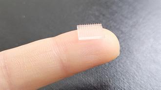不用再打針 3D列印疫苗膠布無痛又有效 免疫反應強10倍