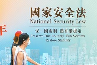 大陸公安部香港專門會議 示警顏色革命
