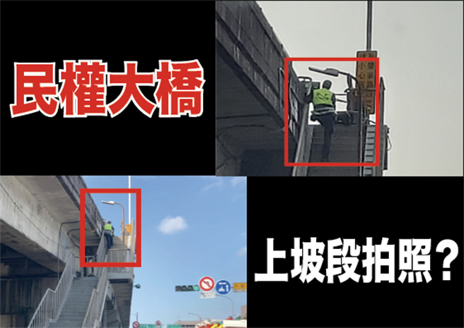 台北市議員李明賢今日質詢交通警察大隊,質疑為何警方為何躲在暗處取締超速,不正大光明站出來。(北市議員李明賢提供)