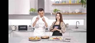 蔡依林在全聯自製料理節目露一手 曝光維持年輕秘訣
