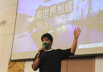 陽明交大博雅教育課 作家謝哲青開講分享國際觀