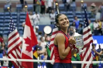 網球》英國網球甜心再出擊 拉杜卡努獲印地安泉外卡