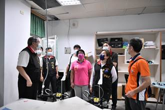 花蓮富里上月連9震致校舍受損 台積電慈善基金會進駐速修復