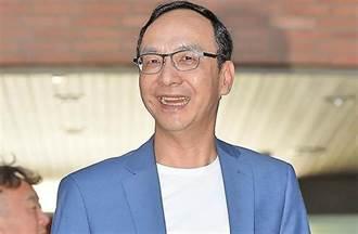 國民黨中常會全體通過江啟臣總辭 朱立倫提前10/5上任