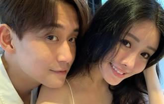 賴琳恩穿細肩帶約會男網友 陳乃榮真實反應曝