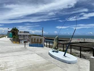 北海岸草里漁港茶山步道 坐享山海風景