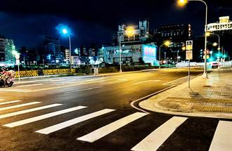 中市大智路打通計畫最終章!武德街拓寬通車活絡交通樞紐