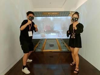 孫悟空大戰鐵扇公主 陽明交大師生打造虛擬布袋戲遊戲