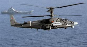 陸計畫購買36架俄羅斯Ka-52攻擊直升機