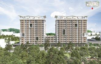 台南公營住宅興建工程 獲國家卓越建設獎