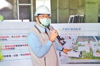 公辦重劃 開發7新興區