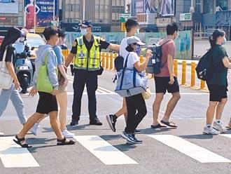 交通安全月 高市警5大違規加強執法