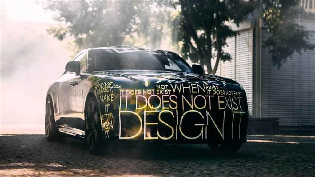 勞斯萊斯首款電動車「 Spectre」2023 年推出,即將展開 250 萬公里全球路測(圖/DDCar)