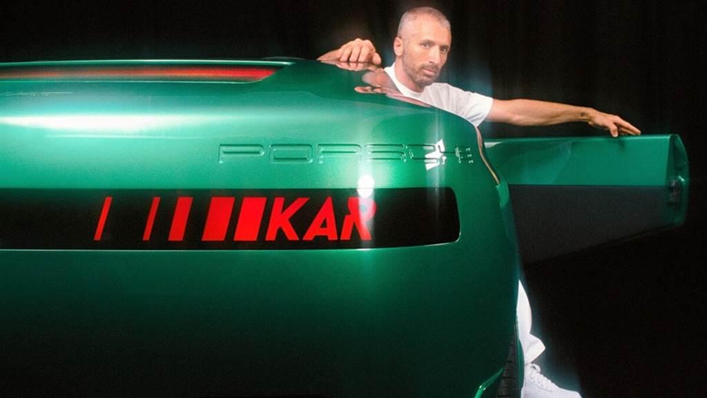 Porsche與巴黎街頭時尚品牌「L\'Art De L\'Automobile」聯手打造968 L\'ART(圖/CarStuff)