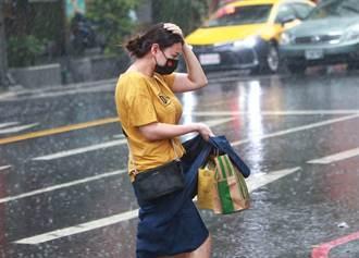明起變天雷雨連炸2天 這天雨最大 恐有颱風發展