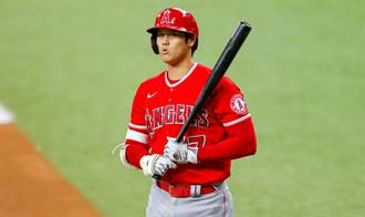 MLB》大谷翔平投球確定關機 無緣棒球之神103年紀錄