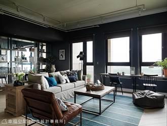在家享受咖啡廳的慵懶閒適感!3個不輸網美店的唯美居宅