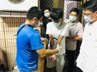 2名偽鮮肉交警「深喉嚨」口愛片瘋傳 24歲「男主角」落網