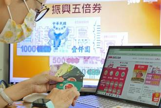 五倍券官網當機「大有問題」 前藍委轟:民進黨9.7億元花去哪