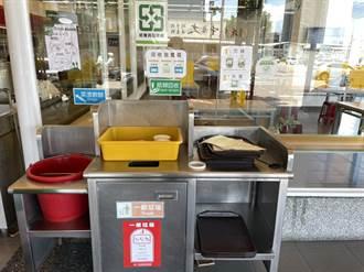便當店未設紙餐具回收 10/1起最重罰30萬