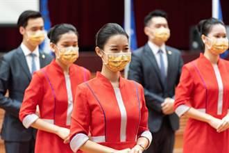 雙十國慶即將到來 銘傳大學禮賓團隊亮相