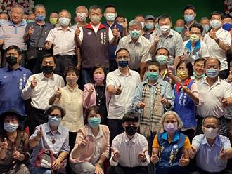 朱立倫台南謝票 下周成立選舉對策委員會布局2022選戰