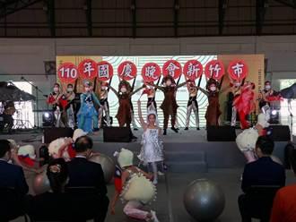 國慶晚會移師新竹空軍基地 20周年紀念塗裝幻象戰機曝光