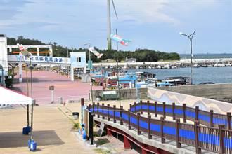 服務設施優化 打造苗栗慢魚海岸旅遊亮點