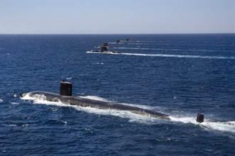 美媒:澳核潛艇可突破對台海上封鎖 陸未來將擴增反潛武力